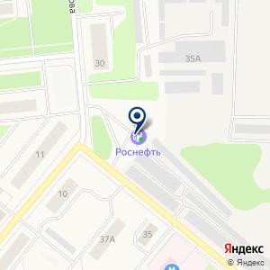 «РН-Архангельскнефтепродукт» на карте