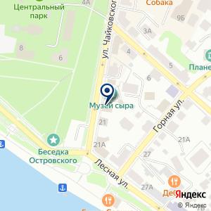 «Бибиклиник Кострома» на карте