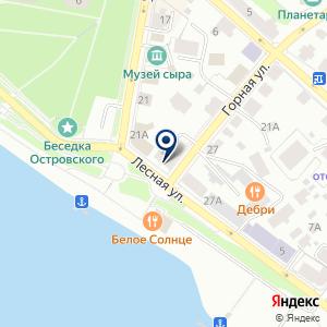 «Музей уникальных кукол и игрушек» на карте