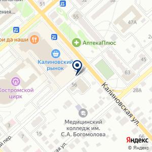 «Слетать.ру» на карте
