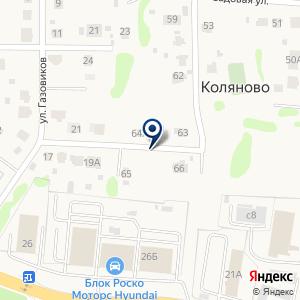 «ООО Газификация» на карте