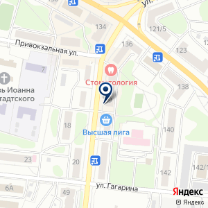 «ОкнаПлюс» на карте