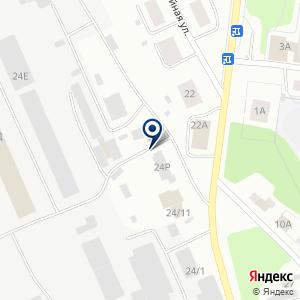 «БиПласт» на карте