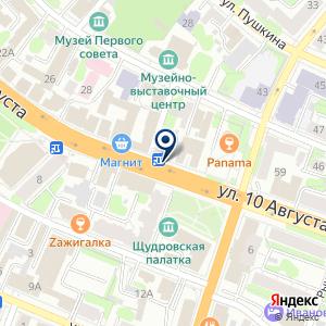 «Центр юридических услуг» на карте