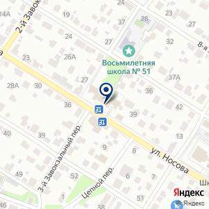 «Патронус» на карте