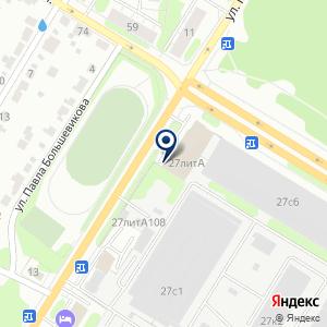 «Fusio» на карте