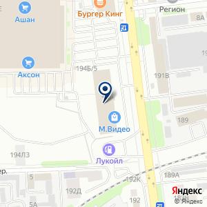 """«""""Первый Строительный Холдинг""""» на карте"""