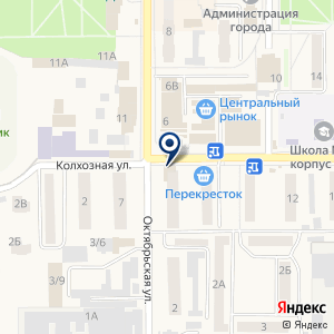 «Милена» на карте