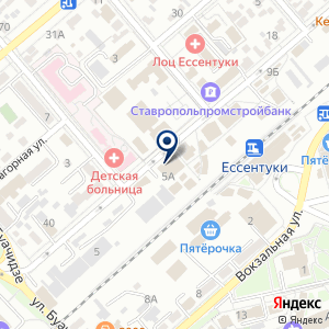 «ПК Мастер» на карте