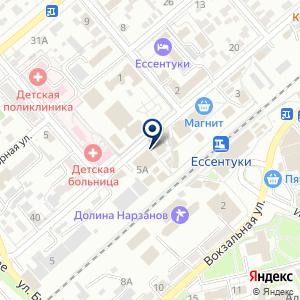 «ЛЦС» на карте
