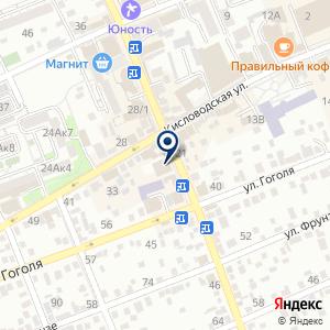 «Центр страхования» на карте