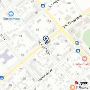 «Аптека» на карте