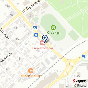 «Росгосстрах ПАО» на карте