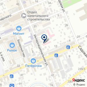 «Городская стоматологическая поликлиника г. Ессентуки» на карте