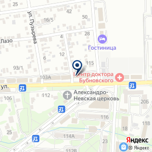 «Профмед» на карте