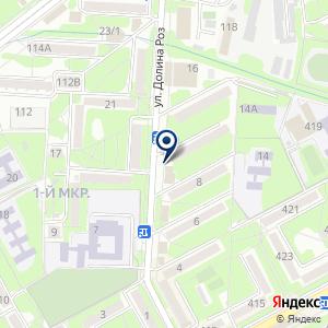 «Городская Здравница» на карте