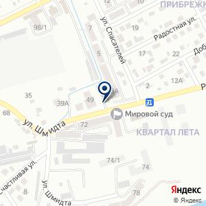 «Магазин строительных и отделочных материалов» на карте