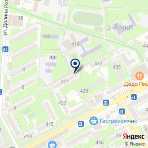 «Участковый пункт полиции» на карте