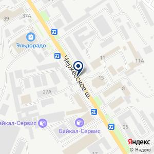 «Отопление Сити» на карте