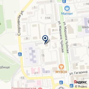 «Коллегия адвокатов Городищенского района Волгоградской области» на карте