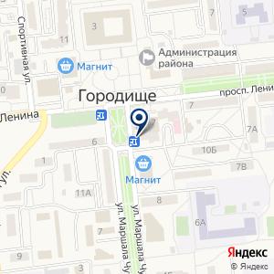 «Волгоградская межрайонная коллегия адвокатов» на карте