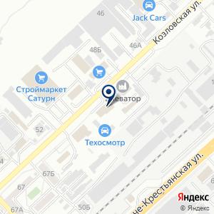 «СЖС Восток Лимитед АО» на карте