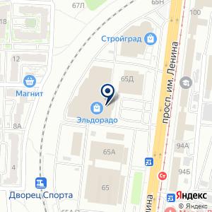 «Мебель Поволжья» на карте