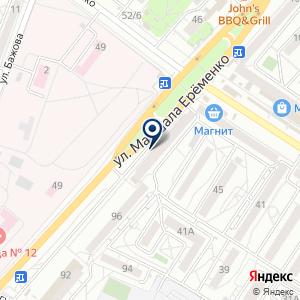 «Оптика Люкс» на карте