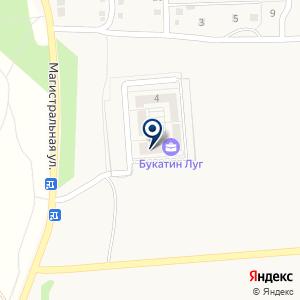 «БК_Недвижимость» на карте