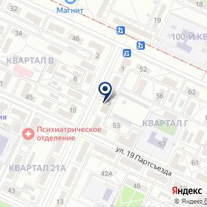«Русна» на карте
