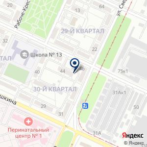 «ВолгаМиксМедика» на карте