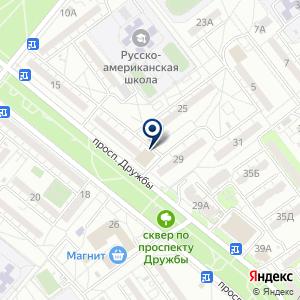 «Волжская городская коллегия адвокатов №3» на карте