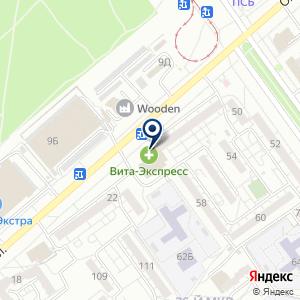 «Салон оптики» на карте