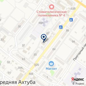 """«""""ГАРАНТИЯ""""» на карте"""