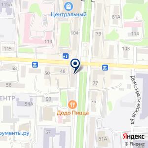 «Республиканская стоматологическая поликлиника» на карте
