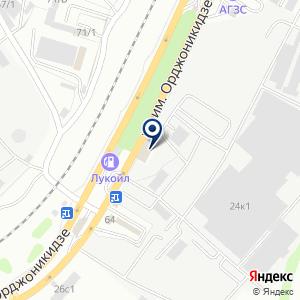 «Мебель России» на карте