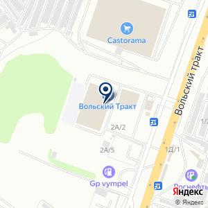«МКС» на карте