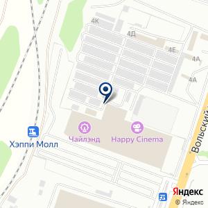 «Фабрикант-Саратов» на карте
