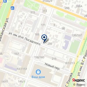 «ДАНКО» на карте