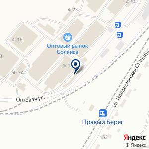 «Птицефабрика Владимировская» на карте