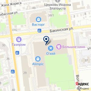 «Медовик» на карте