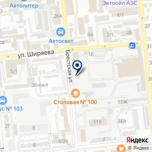 «ПиР» на карте