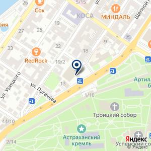 «Дары Байкала и Алтая» на карте