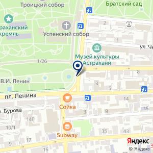 """«База отдыха """"СЛАВЯНКА""""» на карте"""