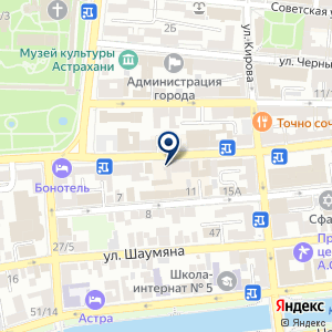 «Батиста» на карте