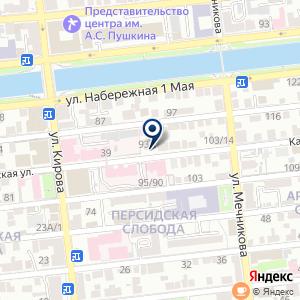 «СВ» на карте