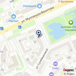 «Логопедический центр Елены Нуруллиной» на карте