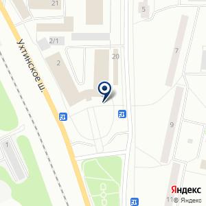 «ПромДеталь» на карте
