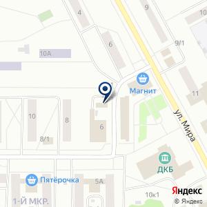 «ЛЛК-Интернешнл» на карте