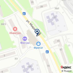 «7 Марта» на карте